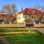 Вид на мини-отель Нимфей