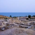 Раскопки древнего города Нимфей